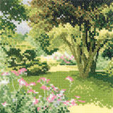 Summer Shade cross stitch chart by John Clayton