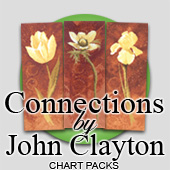 John Clayton Connections cross stitch charts