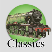 Classic transport cross stitch