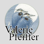 Valerie Pfeiffer cross stitch designs