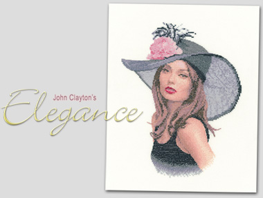 Rachel - the new Elegance Lady by John Clayton